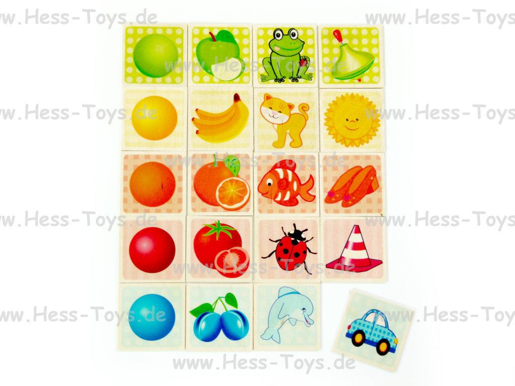 farbenlern und sortierspiel hess spielzeug f r baby und kleinkind 100 hergestellt in. Black Bedroom Furniture Sets. Home Design Ideas